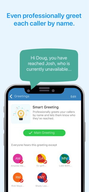 Youmail voicemail upgrade on the app store iphone ipad m4hsunfo