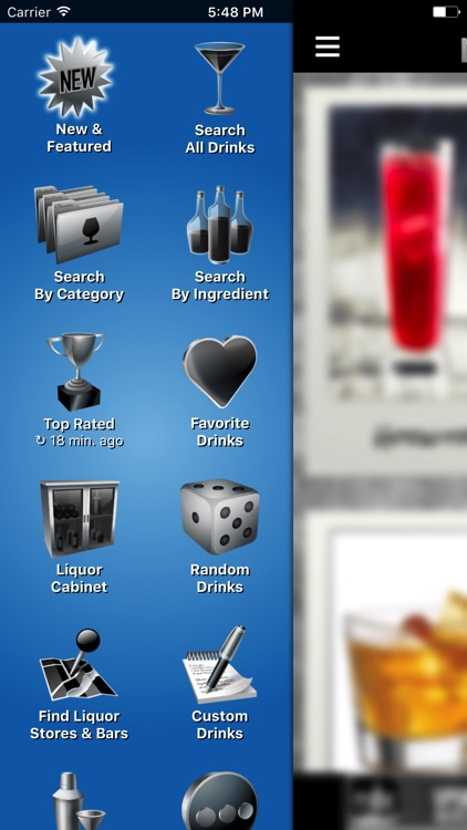 Mixology™ Drink & Cocktail Recipes (Free) screenshot-1