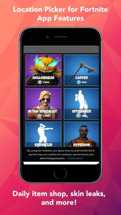 Location Picker for Fortnite screenshot-5
