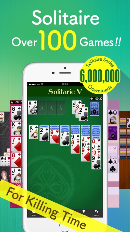 Solitaire Victory