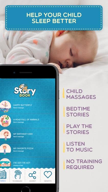 Bedtime Stories & Massage screenshot-0