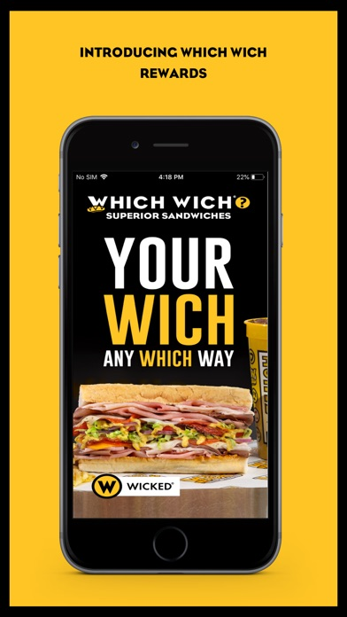 Which Wich review screenshots