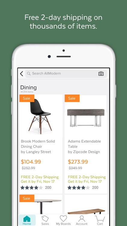 AllModern – Furniture + Decor screenshot-3
