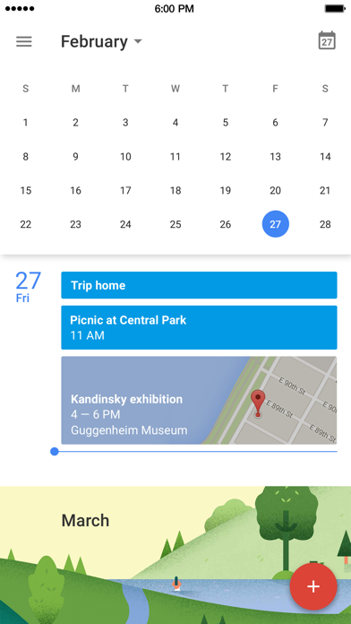download Google Calendar apps 4