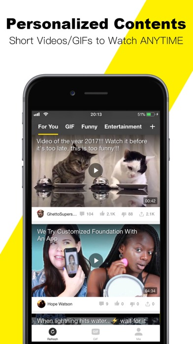 download BuzzVideo - Videos, TV shows apps 1
