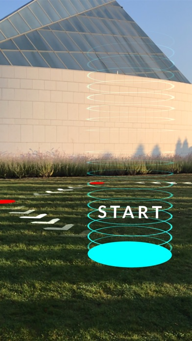 AR Runnerのスクリーンショット1