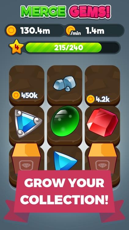 Merge Gems! screenshot-3