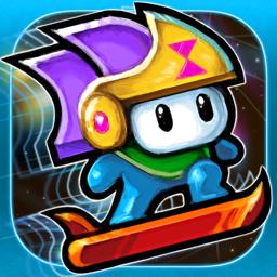 Ícone do app Time Surfer