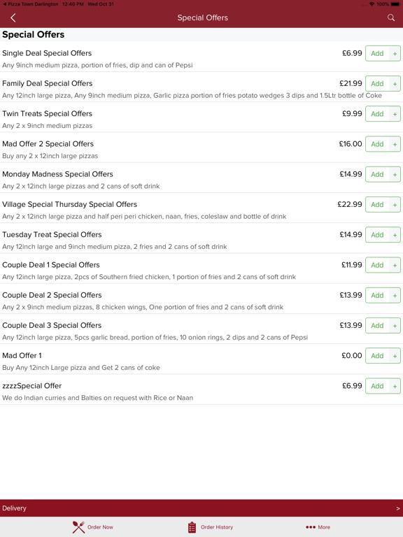 Pizza Village Water Orton App Price Drops