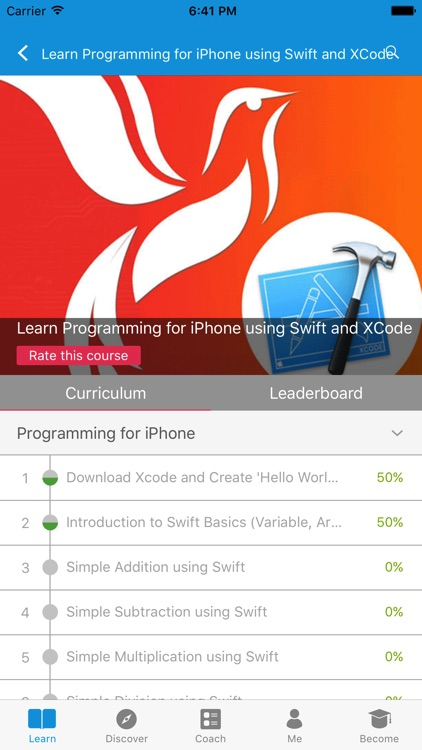 Learn Programming for iPhone
