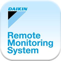 Daikin Remote Monitoring Sys 4+