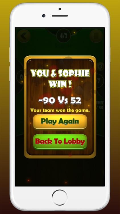 Spades Card screenshot-9