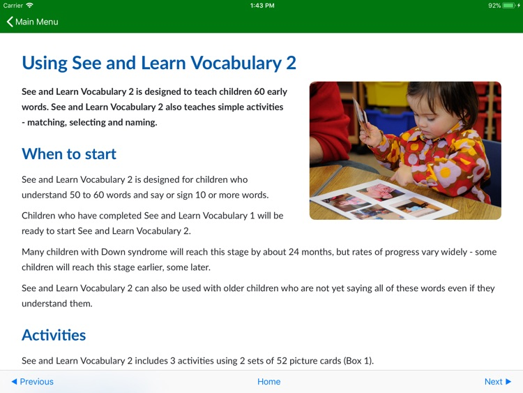See and Learn Vocabulary 2