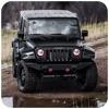 Offroad jeep hill driving sim