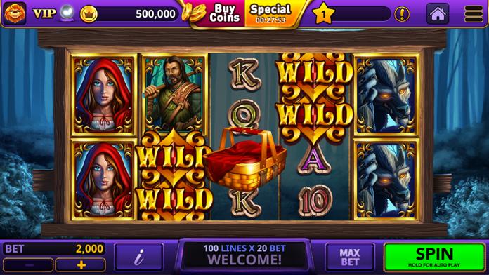 Golden Sand Slots Screenshot