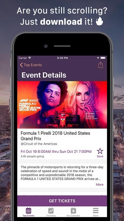 SceneCheck Events screenshot-5