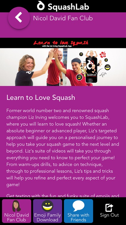 Squash Lab - Squash Training screenshot-4