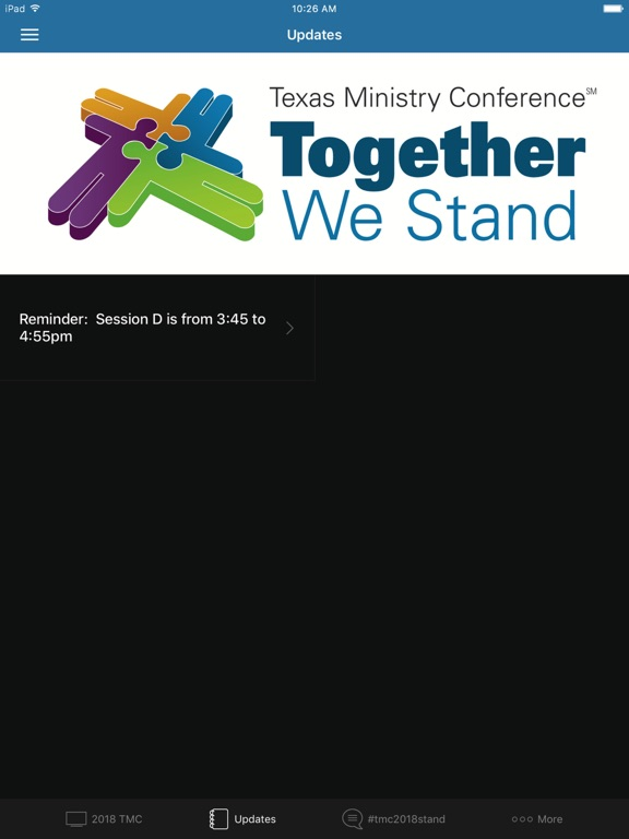 TMC Together We... App screenshot 5