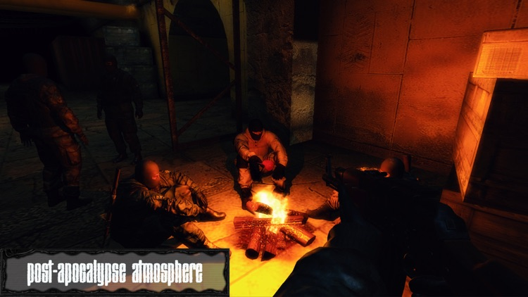 Z.O.N.A Shadow of Lemansk Lite screenshot-4