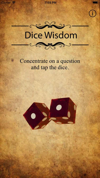 Dice Wisdom screenshot-0