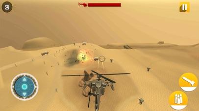 Gunship Air Combat  3D Action screenshot 3