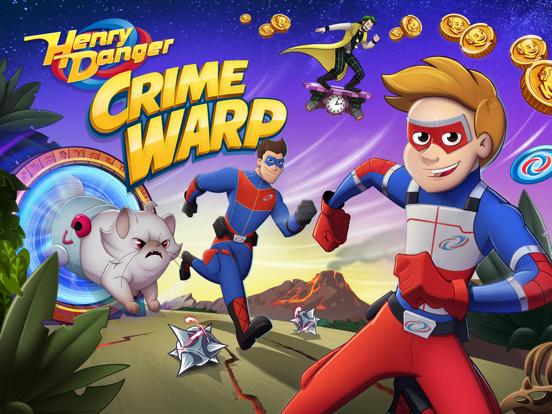 Henry Danger Crime Warpのおすすめ画像1