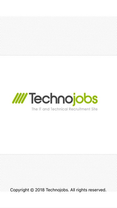IT Jobs UK screenshot one