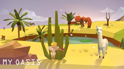 My Oasis - Relaxing Sanctuary Screenshot 2