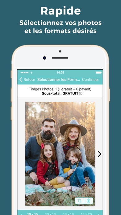 download FreePrints - Impression photo apps 3