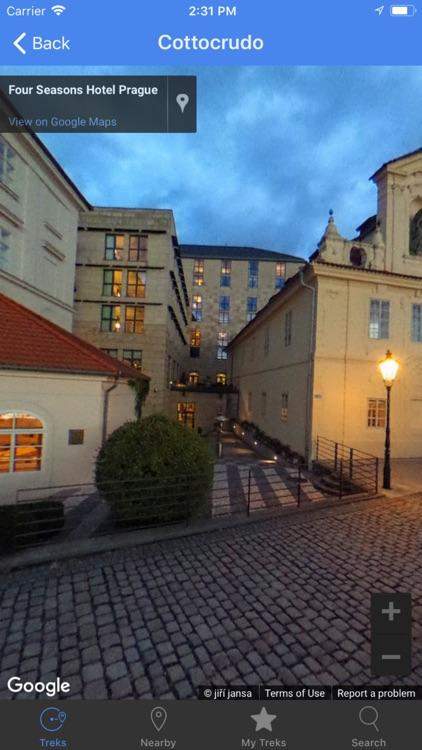 Conventional VR Guide: Prague screenshot-9