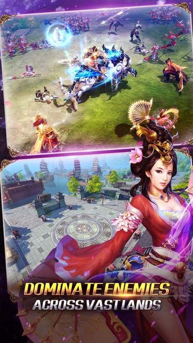 Kingdom Warriors - Classic Action MMO Screenshot 3