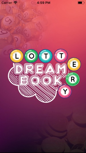 Lottery DreamBook on the App Store
