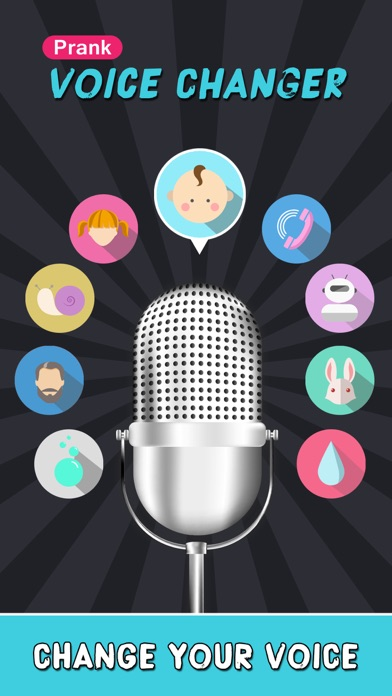 Prank Voice Changer by dawen huang (iOS, United States) - SearchMan