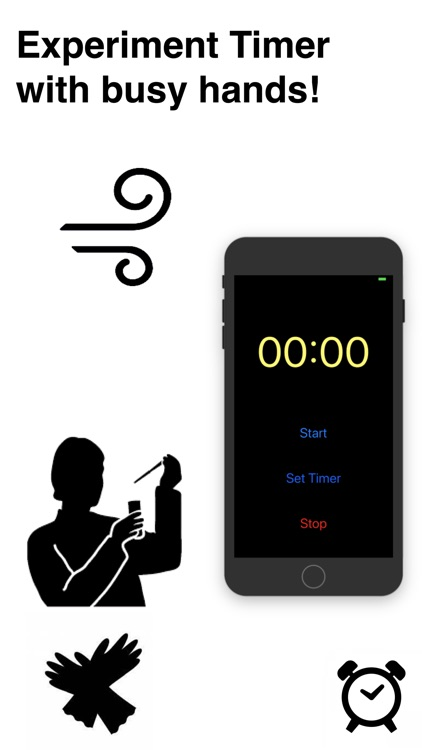 Voice Control Timer screenshot-4