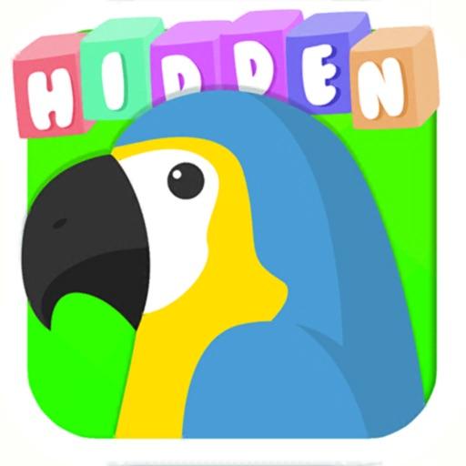 Hidden Birds - kids games