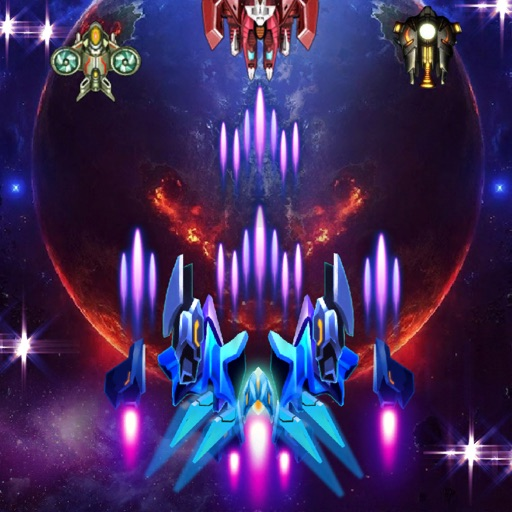 Galaxy Attack:Sky Strike Force