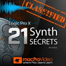 Synth Secrets For Logic Pro X