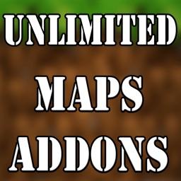 MCPE Maps - Add-Ons-AddOns PE!