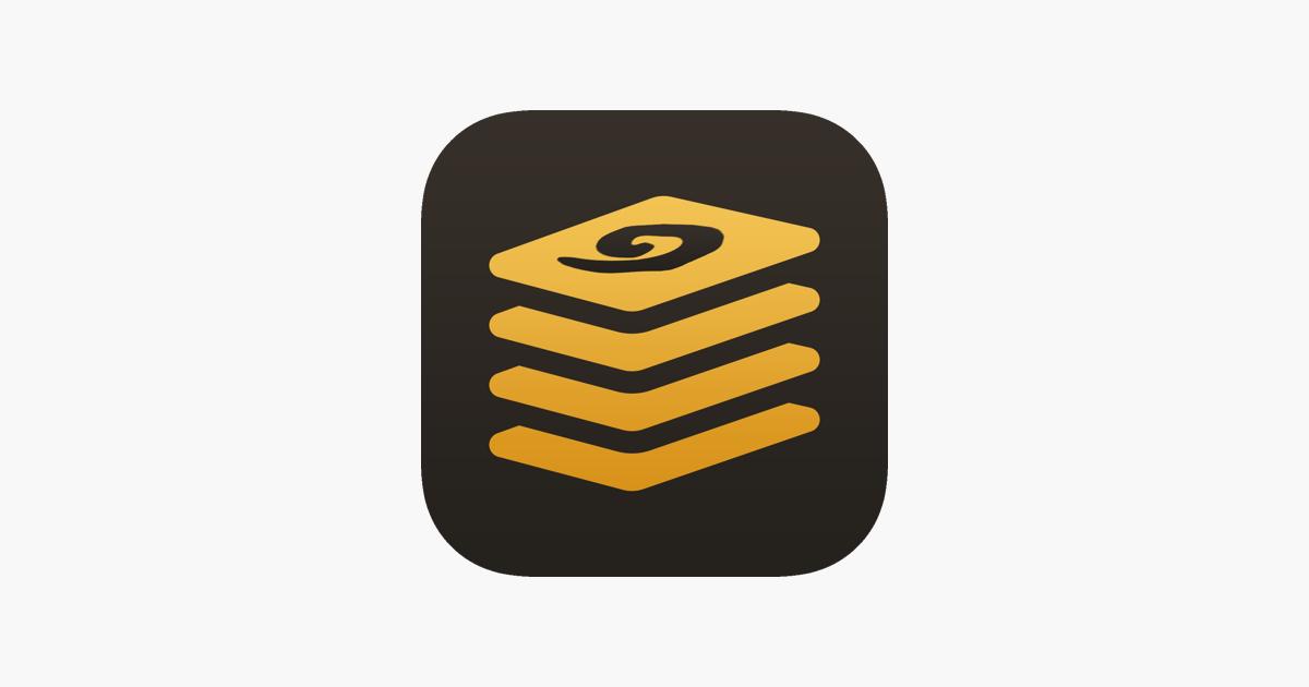 Hearthstone Deck Building App