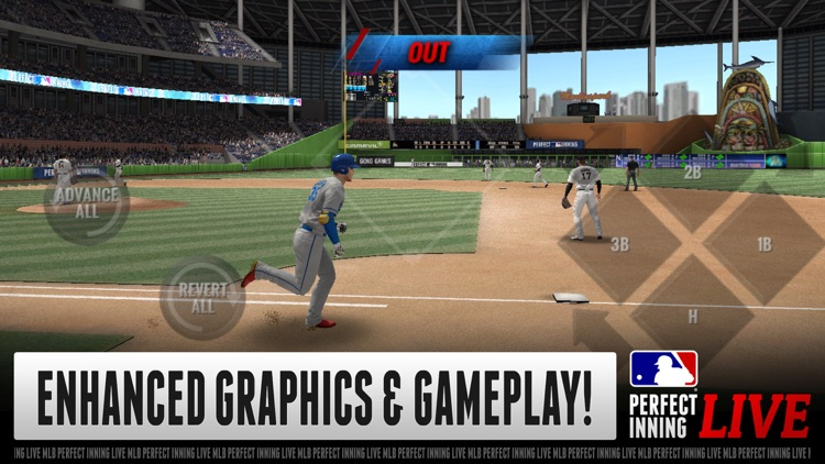 MLB Perfect Inning Live screenshot-2