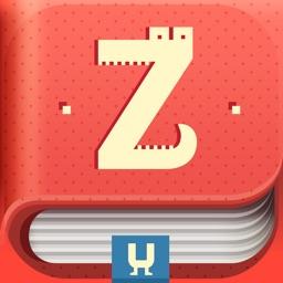 Mini-U: ZOO French Alphabet
