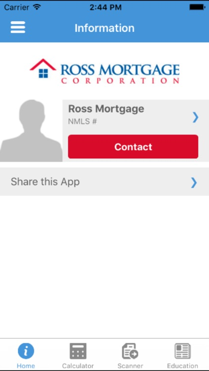 My Mortgage by Ross Mortgage