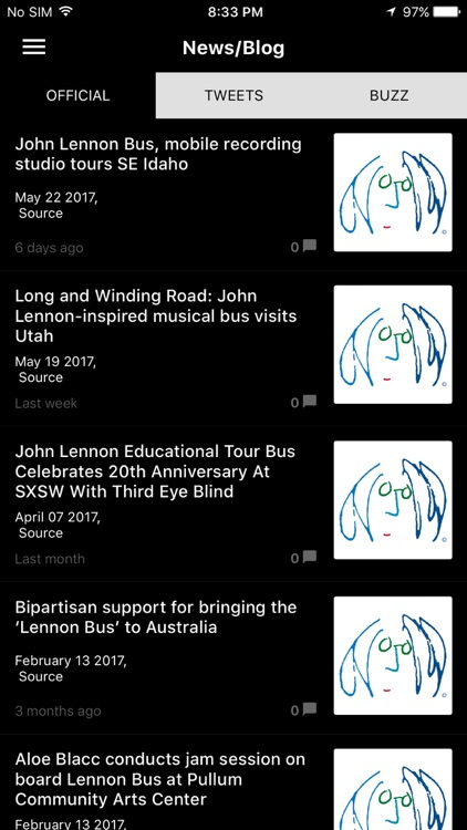 John Lennon Tour Bus screenshot-3