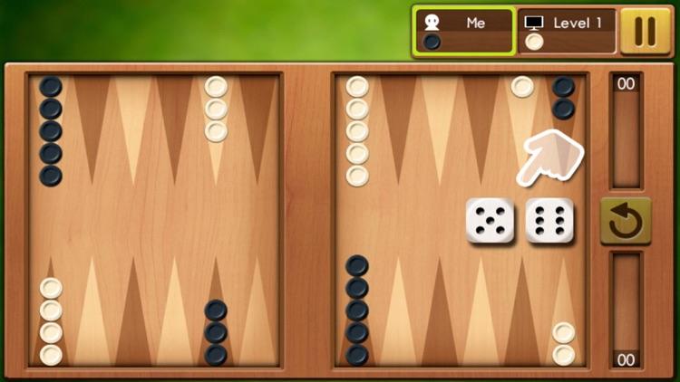 Backgammon King screenshot-0