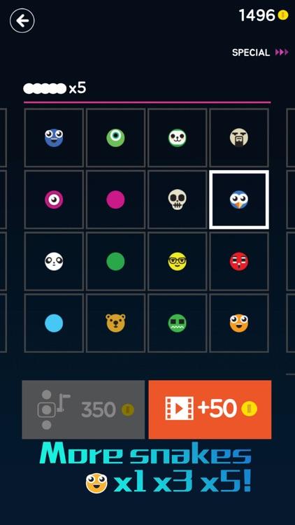 Snake Bricks-Bounce Balls screenshot-8