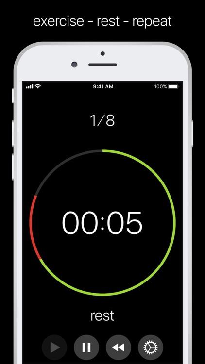 simple circuit training timer by motomar sp z o osimple circuit training timer