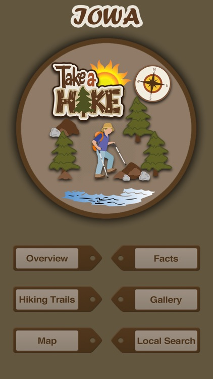 Iowa Hiking Trails screenshot-1