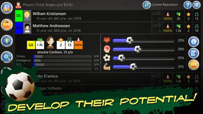 Soccer Academy screenshot 3