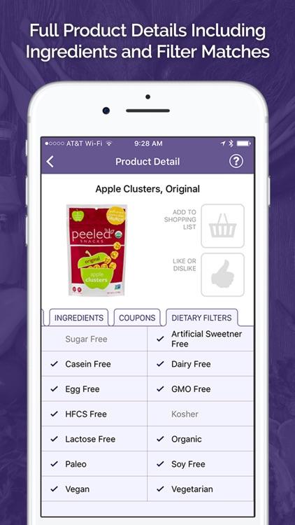 Now Find Gluten Free screenshot-4