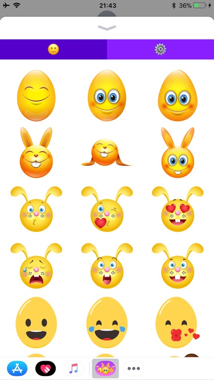 Happy Easter Emoji